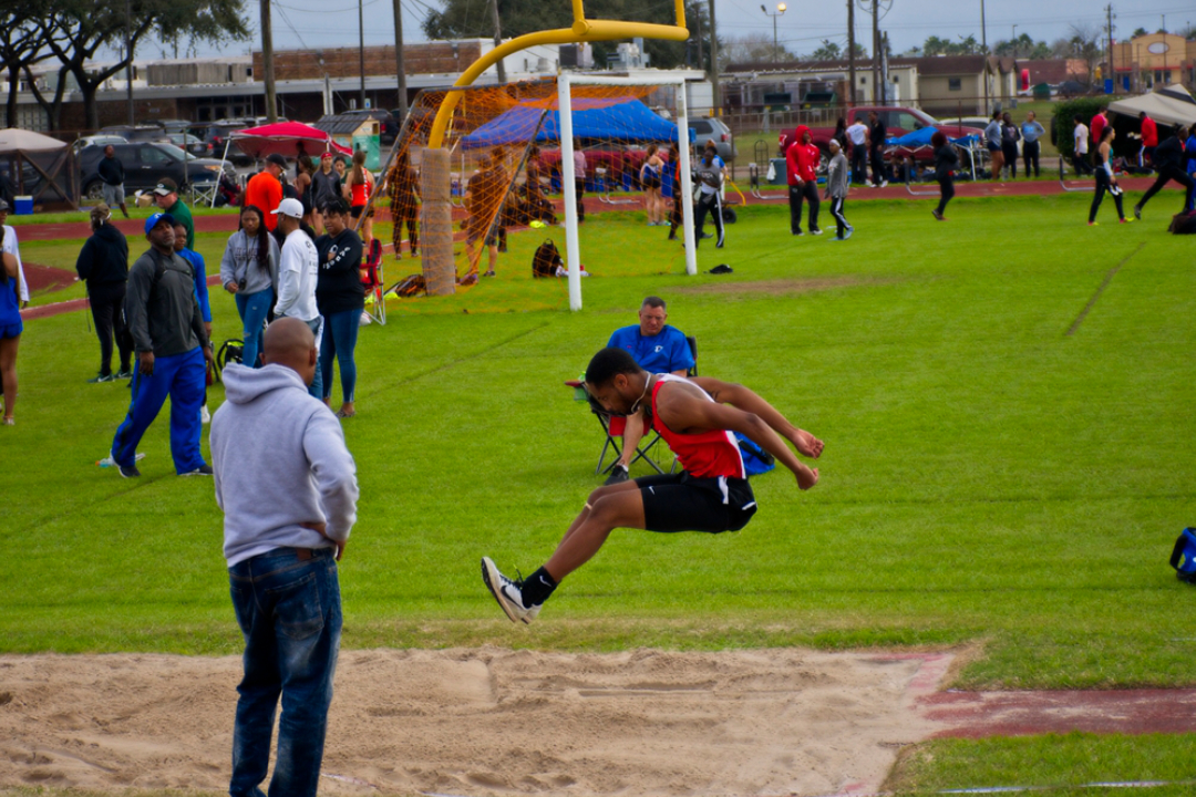 First Meet at South Houston High School